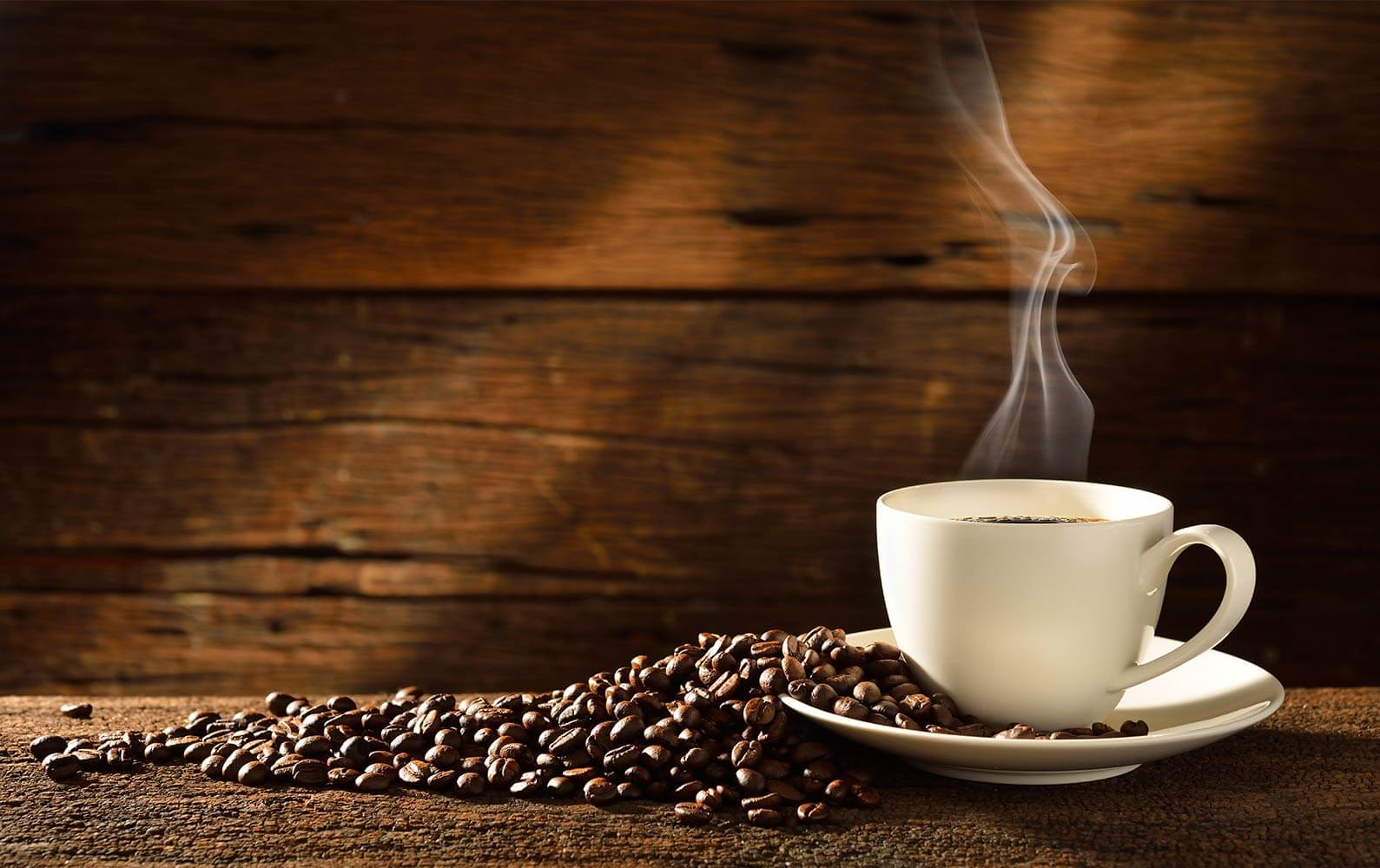 WAKE UP AND SMELL THE ??? 4 TOP COFFEE ALTERNATIVES