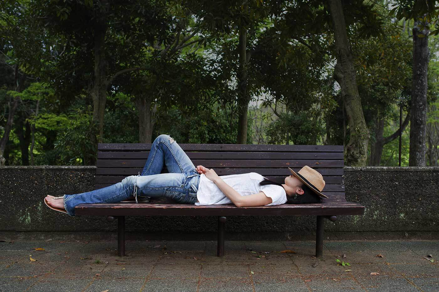 WHY NAPPING IS SO GOOD FOR YOU!