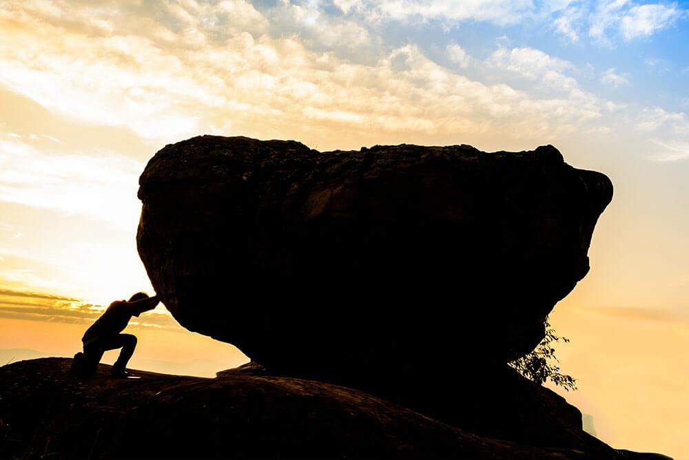 Willpower Of Rock
